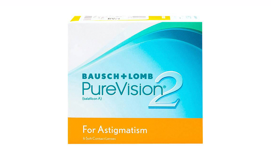 Purevision 2 Toric Bausch+Lomb