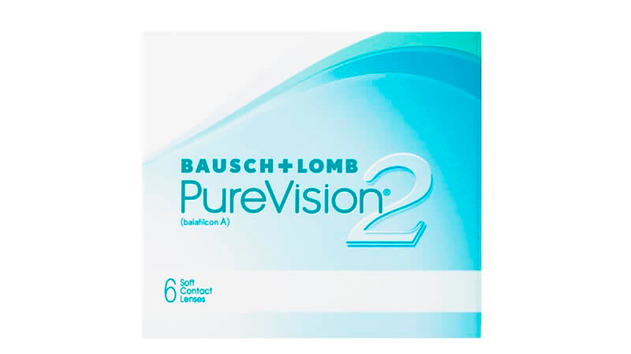 Purevision 2 Bausch+Lomb