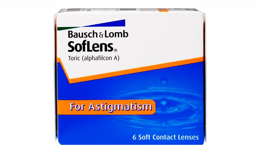 Soflens 66 Toric Bausch+Lomb