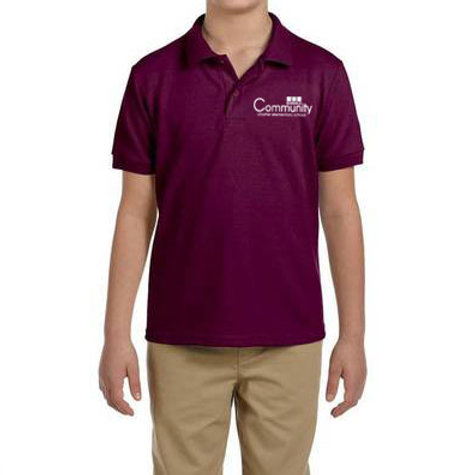 CCES School Polo