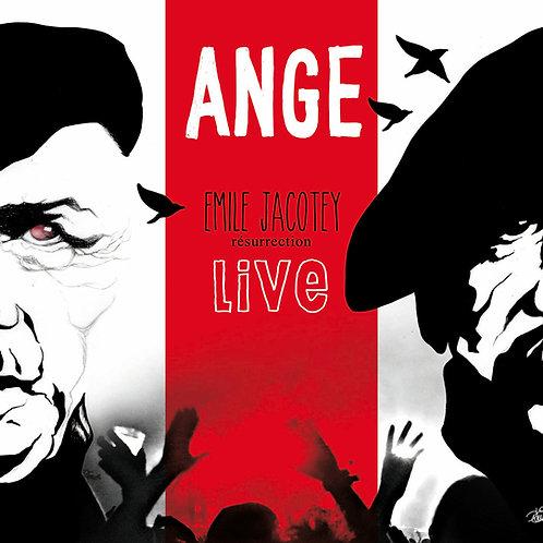ANGE - Emile Jacotey Ressurection Live