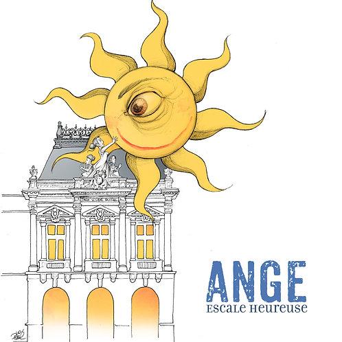 ANGE - Escale Heureuse (live)