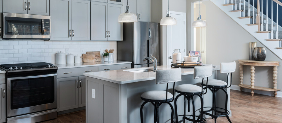 This Summer's Top Kitchen and Bathroom Trends