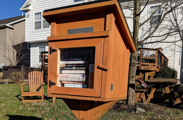 There's So Much to Love About a Little Library