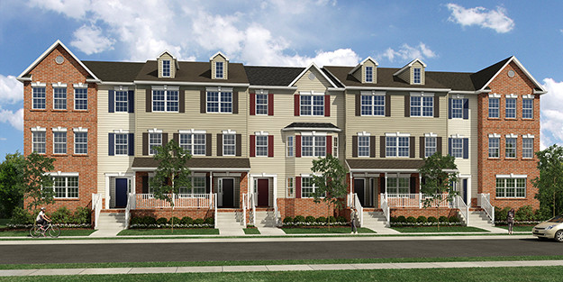 TH Properties Blog  I  New Townhomes with Landscaping