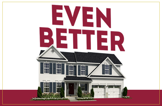 Our Homes are Even Better!