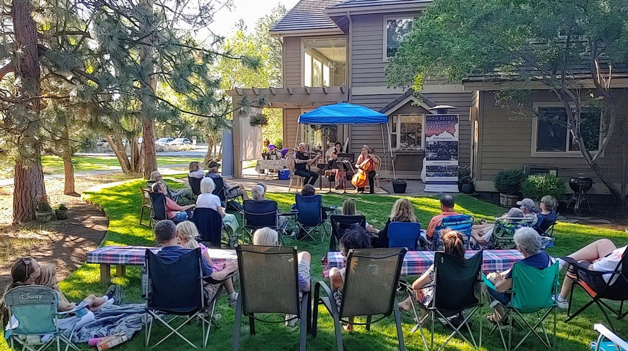 Aviara Re-Imagined at High Desert Chamber Music in Bend, OR