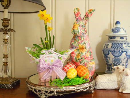 Cheap and Cheerful Spring Party Favor