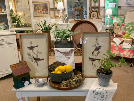 Five Tips for Creating a Successful Antique Booth