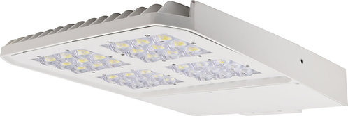 LED Slim Area Light - (Parking Pole Fixture) - 360w- White - 480V