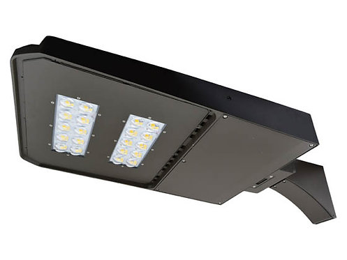LED Slim Area Light - (Parking Pole Fixture) - 150w - Dark BZ