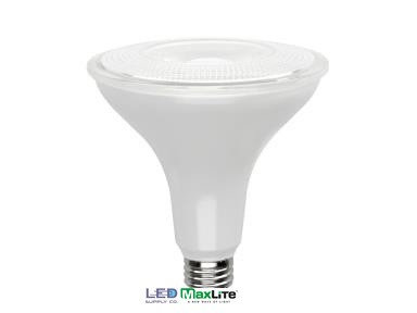27W PAR38 WET RATED DIMMABLE 4000K NARROW FLOOD 25 DEGREE