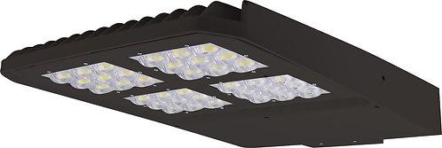 LED Slim Area Light - (Parking Pole Fixture) - 180w - Dark BZ - 480V