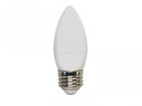 4W LED FROSTED FILAMENT B11 2700K DIM E26 BASE