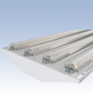 LED Low Bay, 5000K, 2- URS Light Bars, 176 Watts, 25,500 Lumens, Dimmable
