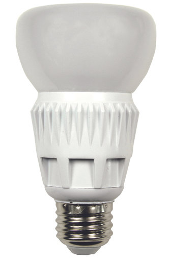 7W DIMMABLE OMNIDIRECTIONAL A19 GU24 4100K