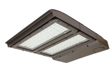 AREA LIGHT: 150W, 120-277V, PHOTO/SENSOR