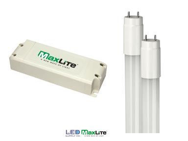 11.5W 4-FT LED T8 EXTERNAL (UL-C)  4-LAMP KIT