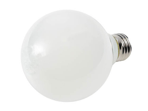 ENCLOSED FROSTED FILAMENT 3W LED G25 2700K