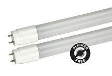 18W 4-FT SINGLE-END POWER LED T8  COATED GLASS (UL-B)