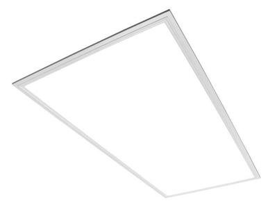 LED FLAT PANEL 2X4 EDGE LIT 60W   W/ CORD & PLUG