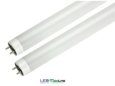 13W 4-FT DIRECTFIT LED T8  COATED GLASS G5 (UL-A)