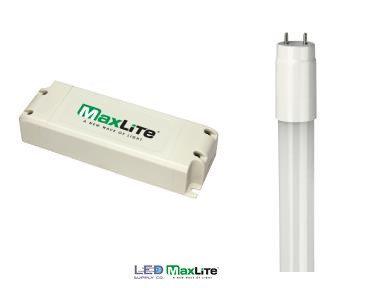 11.5W 4-FT LED T8 EXTERNAL (UL-C)  1-LAMP KIT