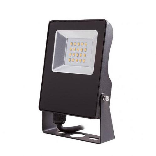 """LED Area Flood Light - 1/2"""" Nipple thread mount - 10w"""