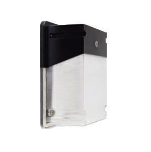 LED Security WALLPACK - W/ PC - multiV - 13w