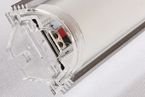"""1-45.25"""" Light Bar, Premium Diodes, 36 Watt 0-10V"""