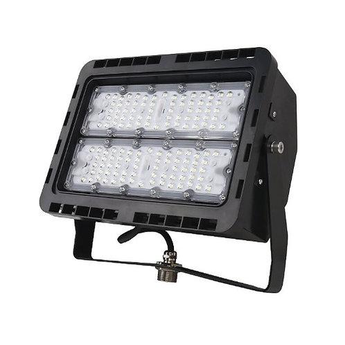 """LED Area Flood Light - 3/4"""" Nipple thread mount - 50w"""