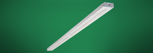 8ft Harris LED Strip Luminaire, Gen 1, 9,000 Lumens (82w @ 120v)