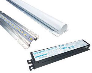 D547-2M-304 F/HO/830, Kit includes 2 pc LED Module of VLM4824F/HO/830, 4ft 50w