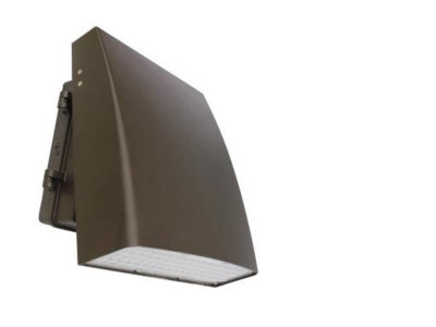 Small LED WALLPACK, 3,290 Lm, 30W, 5000K,