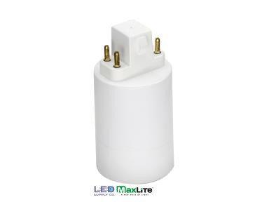 G24Q BASE EXTENDER FOR VERTICAL PL LAMPS