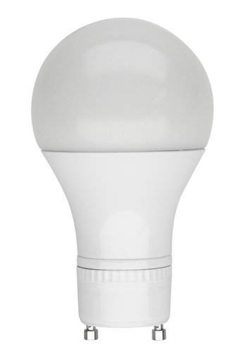10W DIMMABLE OMNIDIRECTIONAL A19 GU24 3000K