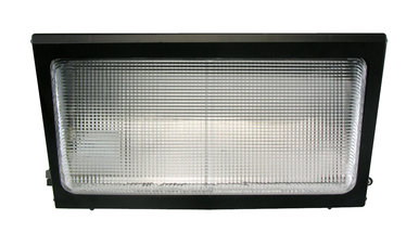 WALLMAX  FIXTURE 60W LARGE WALLPACK 5000K, MOTION/DAYLIGHT