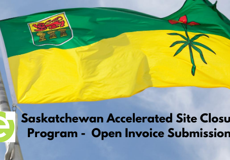 Saskatchewan Accelerated Site Closure Program -  OpenInvoice Submissions
