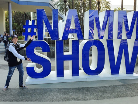 NAMM2020 - Just Wow!