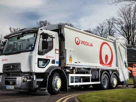 Waste Company Veolia Fined for Employee's Death