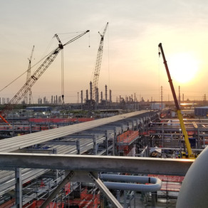 ENR Ranks S&B as Top 5 Contractor in Petroleum Sector
