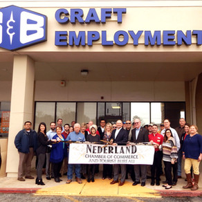 S & B Opens Nederland Craft Hiring Office to Support Construction Activities in the Golden Triangle