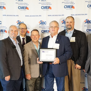 ABC Recognizes S&B in the STEP Safety Management System