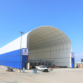S & B Modular Operations Opens New Module Assembly Bay, Announces New Pipe Fabrication Services