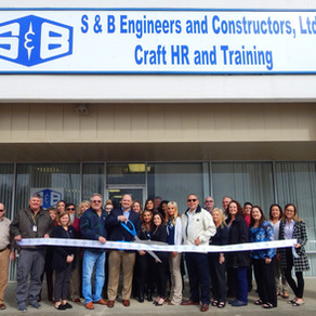 S & B Opens Mont Belvieu Craft Hiring Office to Support Significant Construction Activities