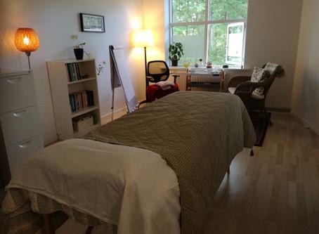 Healing og psykoterapi i kombination