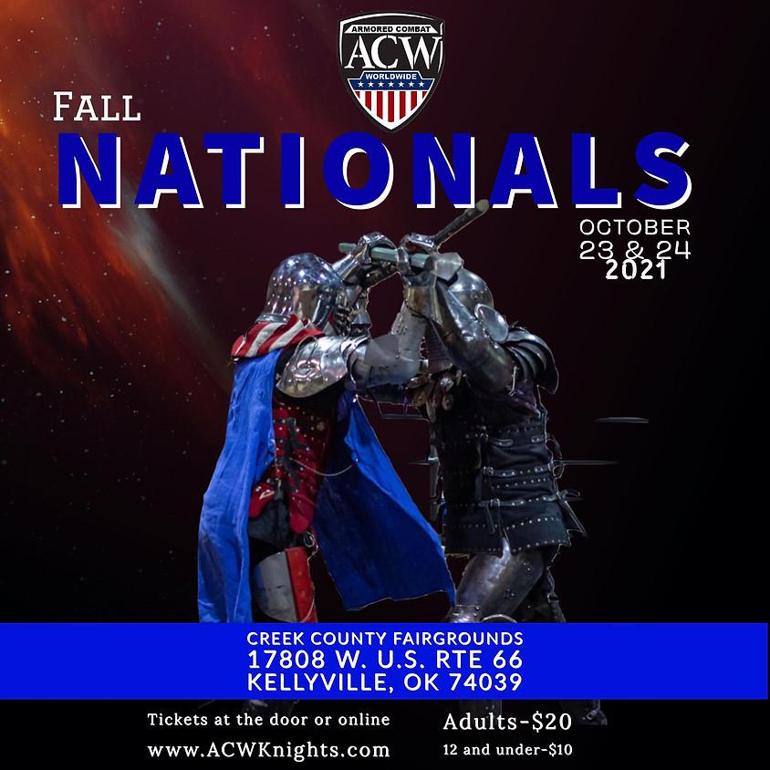 2021 ACW Fall Nationals (POSTPONED)