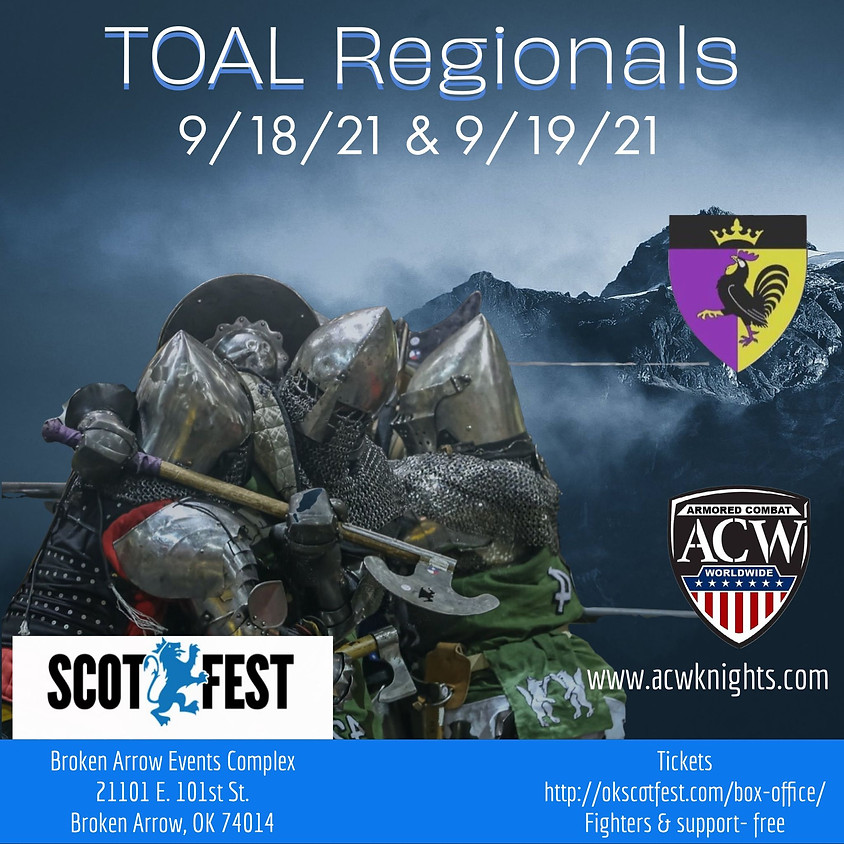 TOAL Regionals