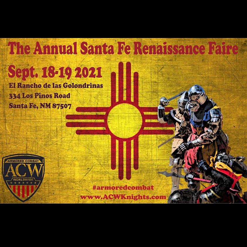 Santa Fe Renaissance Faire