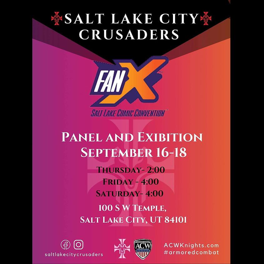 FanX® Salt Lake Comic Convention